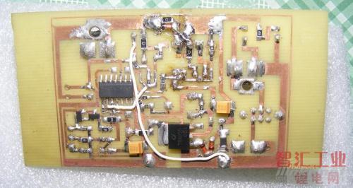 电路板 500_266