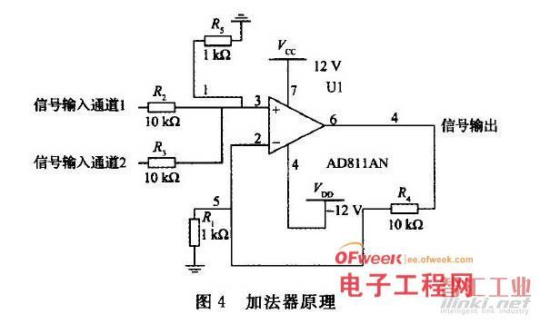 电路 电路图 电子 原理图 594_357